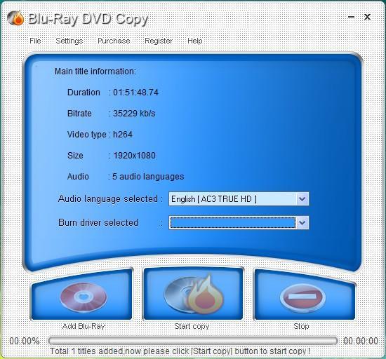 Bluray Copy
