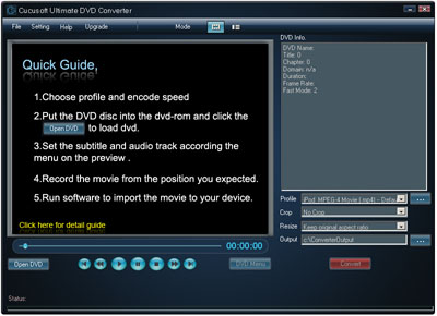 Ultimate DVD Converter, Video Converter, DVD + Video