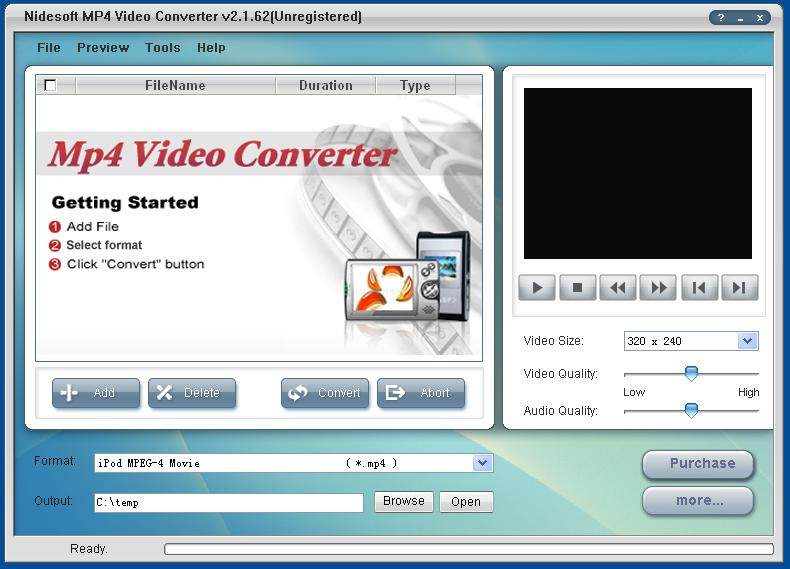 divx to MP4 Video Converter