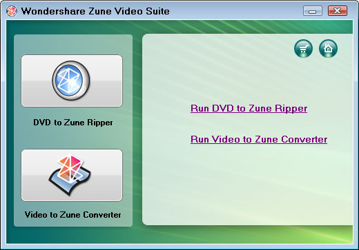 DVD MOV to Zune Video Suite