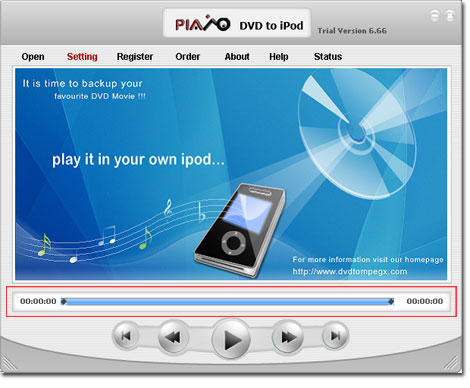 DVD RM to MP4 Video Converter
