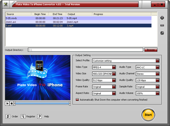 DivX To iPhone Converter