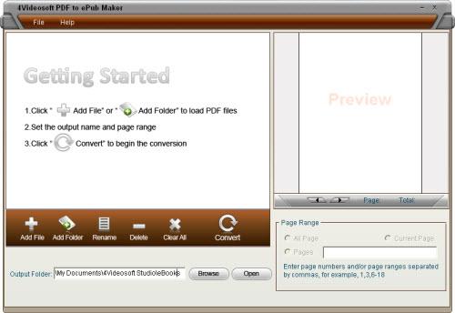 PDF to iPad Converter