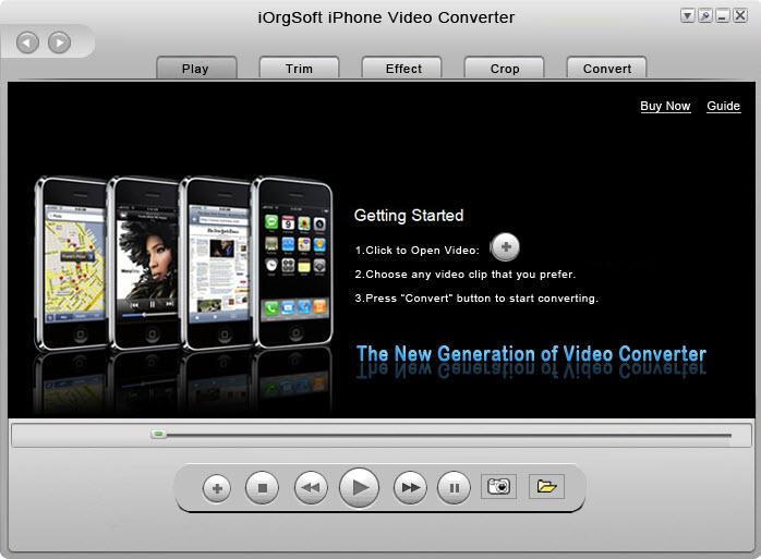 AVI to iPhone Converter