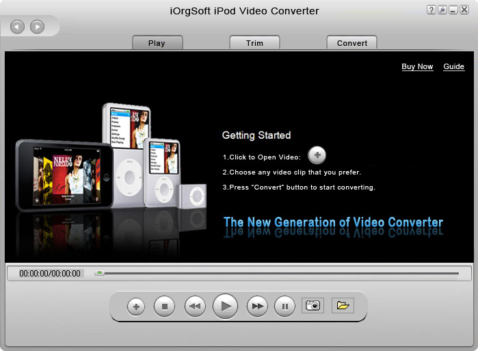 3GP to iPod Converter