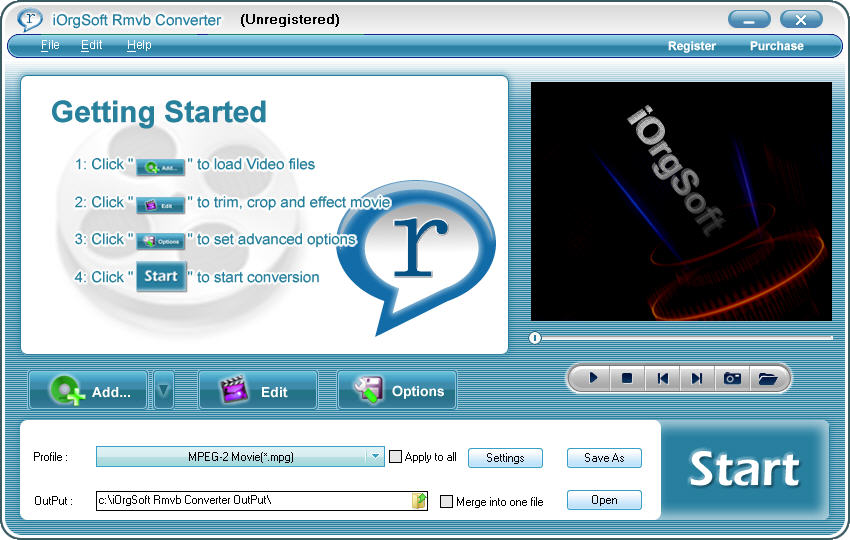 RMVB Video Converter