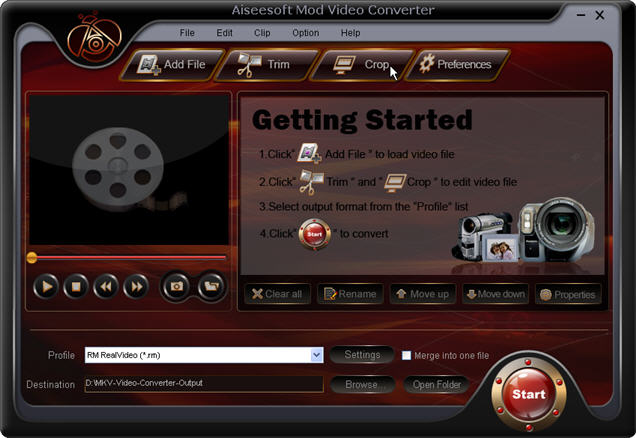 Tod Video Converter