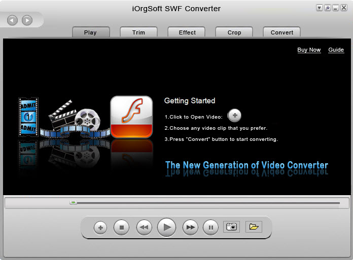 avi to swf converter