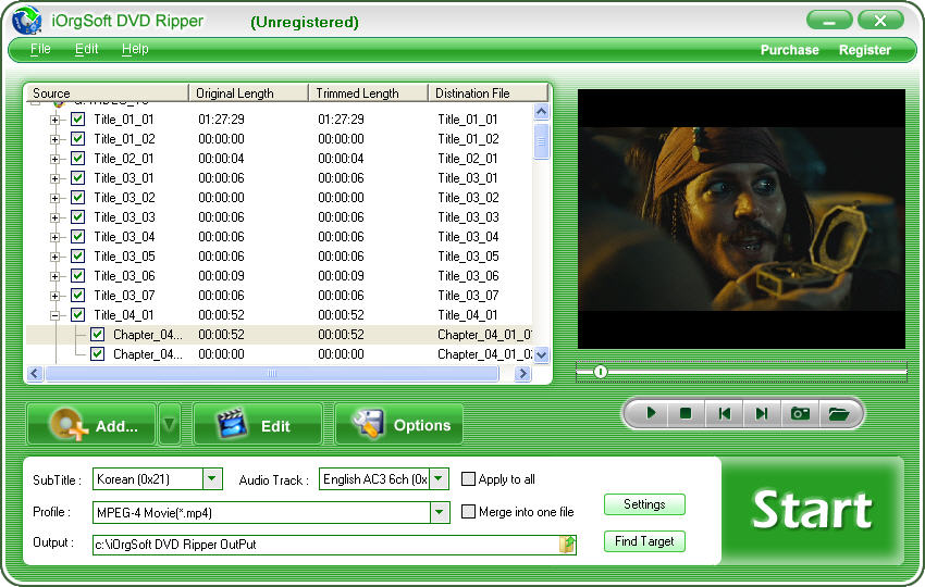 import DVD to Windows Movie Maker