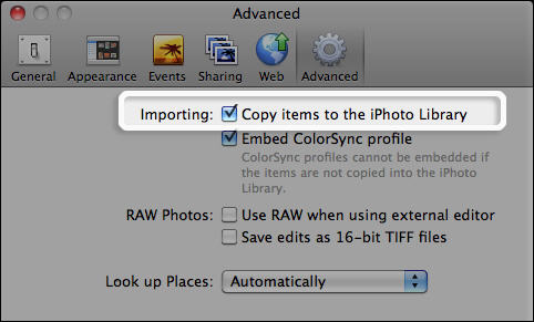 iPhoto to iMovie Converter