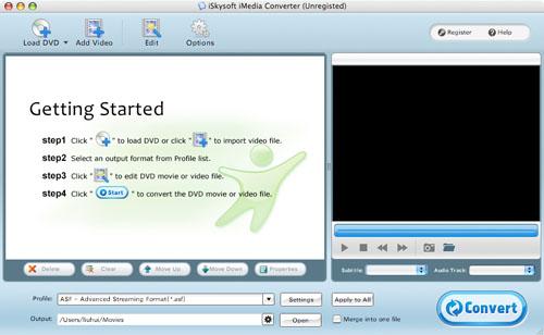 easy movie converter:
