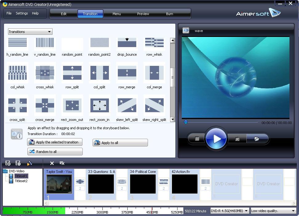 FLV to DVD Burner, YouTube FLV to DVD Creator