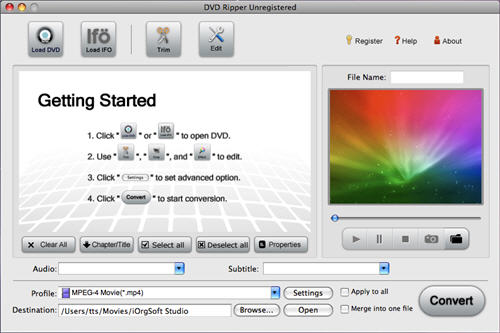 is dvd shrink available for mac