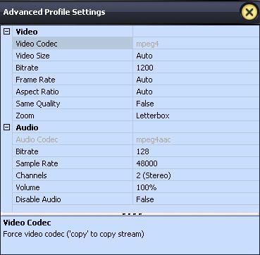 Convert Video to iMovie.