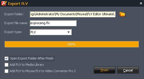 Free FLV Editor