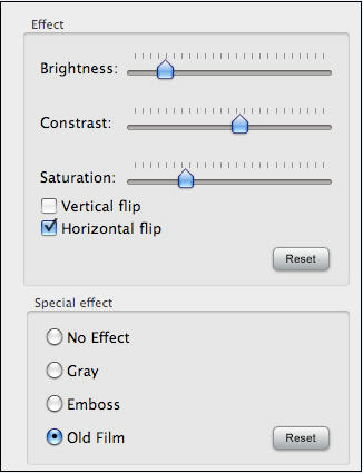 Viedo Editor for Mac