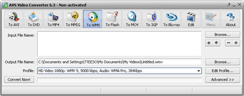 IVR Video Converter