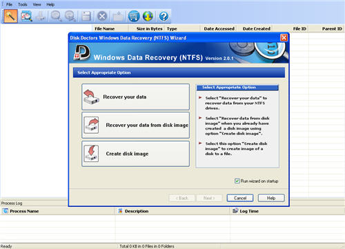 File Recovery for Widows 7