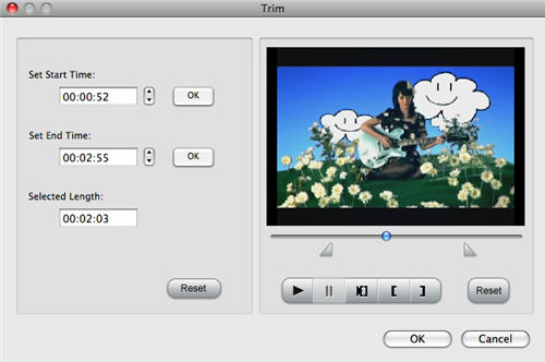 Convert Flip video to Mac.