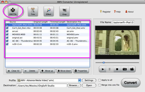 how to play mpg files on mac