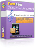 iPhone Contact Transfer