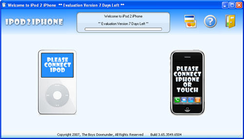 iPod to iPhone Transfer