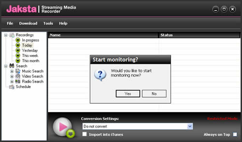 TV Shows to iPod Converter